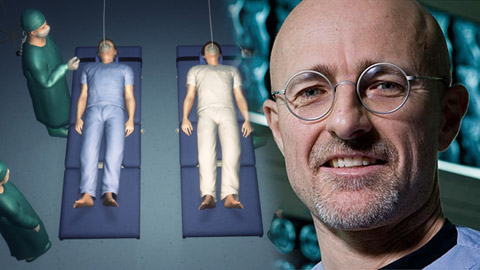 '인간 머리이식' 수술 의사, 이번에는 뇌 이식 수술 선언