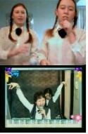 외국인 소녀, 한국 여학생 춤 패러디 인기