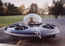 [동영상] '스카이카' UFO야? 자동차야?