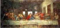 다빈치 '최후의 만찬'에는 진혼곡이 흐른다