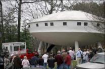 美 'UFO형 집' 1억 3800만원에 낙찰