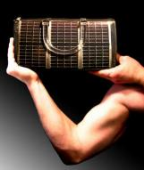 태양광으로 충전되는 '핸드백' 나왔다