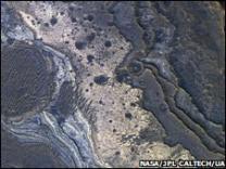 화성서 '오팔' 발견…물 존재 정황 포착