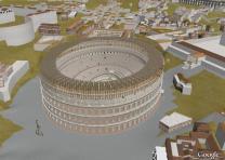 1700년 전 '고대 로마' 3D로 관광한다