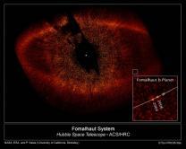 태양계 밖 '외계 행성' 카메라에 첫 촬영