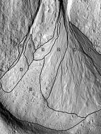 """""""화성, 100만 년 전까지도 물 흘렀다"""""""