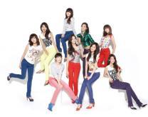 소녀시대, 게임 '던전앤파이터'와 만나다