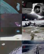 달착륙 40주년…아폴로가 촬영한 UFO?