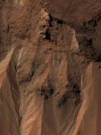 예수 형상이 화성에 나타났다?