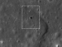 용암 동굴일까?…달 표면 구덩이 포착