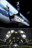 우주 관광시대 열린다…민간 우주선 공개