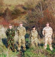영국군, 아프간용 새 전투복 개발