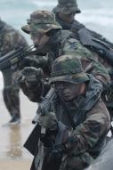 [기획 한국군 무기①] K-1A 기관단총