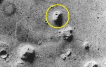 """""""화성에 사람산다?""""…'얼굴모양 지형'의 비밀"""