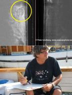 """스웨덴 해저탐험대 """"바다에 침몰한 UFO 발견"""""""