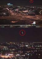 생방송 출연?…美 텍사스서 UFO 포착