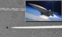 텍사스 UFO 정체는 美극초음속기 SR-72?