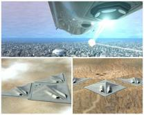 자가 회복+레이저빔…'트랜스포머 전투기' 개발 중