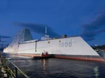 군함을 유령처럼…美해군 '스텔스 기술'의 비밀