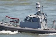 세계최초 무인 정찰선…美해군, '보트 드론' 개발 (영상)