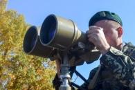 우크라 국경수비대에 등장한 '대형 쌍안경(binoculars)'