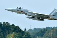일본 항공자위대 주력기 F-15J/DJ, 자위대 창설 60주년에...