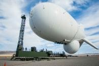 미국, 수백km 감시 '풍선 레이더' JLENS 첫 배치