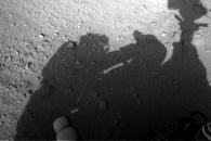 NASA가 공개한 사진에 화성인 그림자가 찍혔다?