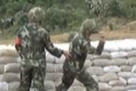 수류탄이 손에서 '쑥~'…군 황당 훈련사고