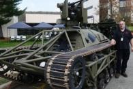 美육군 거침없이 전장 누비는 '무인 탱크' 개발