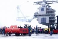 [밀리터리] 미 해군이 최신 항모에서 '강철 카트'를 발사한 이유는?