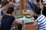 [나우! 지구촌] 중국 피서지에 등장한 '마장 인파'