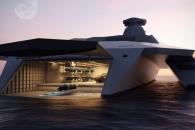 이것이 21세기 미래 영국 해군 군함? 드레드노트 2050 공개