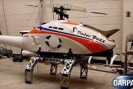 산비탈...출렁대는 갑판...'4개 다리'로 어디든 착륙하는 헬기 공개