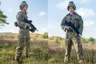 미래 병사의 모습? '스마트' 한 영국 보병 공개