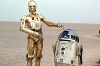 스타워즈 'C-3PO와 R2D2' 배우들…알고보니 원수사이