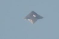 브라질서 찍힌 '금속 피라미드 UFO' 화제