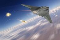 레이저 무기에 초음속 비행까지…노스럽, 차세대 전투기 개념도 공개