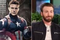 반듯한 '캡틴 아메리카' 어디로… '상남자' 크리스 에반스