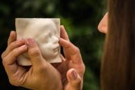 [와우! 과학] 3D 프린터로 뱃속 태아 얼굴 출력