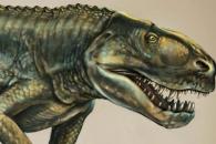 [와우! 과학] 공룡 전 지상을 지배한 거대 육식 파충류 발견