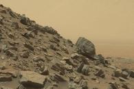 [우주를 보다] 지구 사막과 똑 닮았네…큐리오시티 촬영한 화성