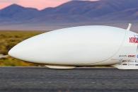 자전거가 시속 145km!…로켓 디자인으로 세계기록 경신