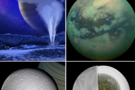 [아하! 우주] 유로파·타이탄·디오네…그곳에 '바다'가 있을까?
