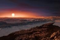 [아하! 우주] 볼수록 지구와 닮은 '프록시마 b'…생명체 있을까?