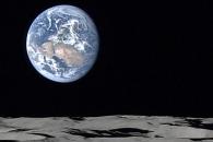 [지구를 보다] 달에서도 푸른 지구는 뜨고 진다