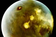"""[우주를 보다] 화성의 자외선 이미지 """"이런 모습 처음이야"""""""