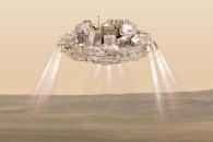 화성 착륙선, 착륙 1분 전에 실종…통신두절
