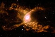 [우주를 보다] 우주를 기어다니는 '붉은 거미 성운' 포착