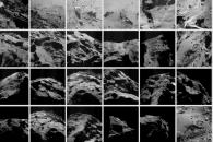 [우주를 보다] 로제타가 마지막으로 찍은 67P 혜성